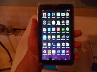 brand new in box, unlocked  4.4 android cell/smart phone