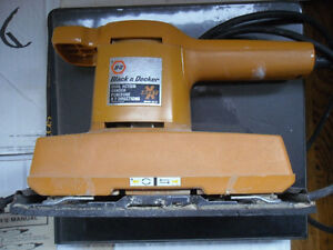 1/3 sheet power sander