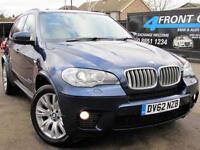2012 BMW X5 XDRIVE 40D M SPORT AUTOMATIC 4X4 3.0 DIESEL ESTATE DIESEL