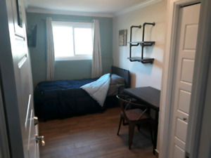 3 Bedroom apartment available for summer months