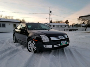 Ford Fusion 2007 AWD