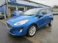 2019 Ford Fiesta 1.0 ECOBOOST TITANIUM 125PS HATCHBACK Petrol Manual