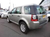 2010 Land Rover Freelander 2.2 SD4 XS 5dr Auto 5 door Estate