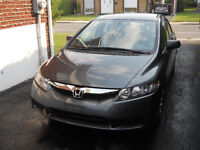 2010 Honda Civic DX-A Berline