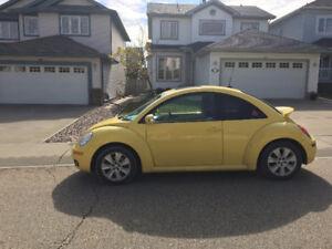 2008 Volkswagen Beetle Coupe (2 door)