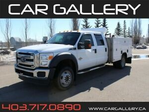 2012 Ford F-450 Super Duty XLT SERVICE TRUCK