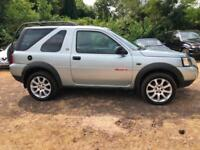 2006 06 LAND ROVER FREELANDER 2.0 TD4 SPORT LOW 75K HISTORY LEATHER A/C PX SWAPS