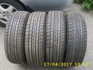 P215/70R15 98T YOKOHAMA AVID TRZ All season tires