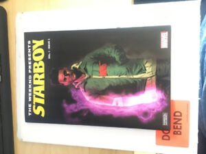 MARVEL STARBOY The Weeknd COMIC