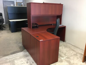 Quality Office Furniture - Gently Used