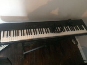 Yamaha P80 weighted 88 key keyboard