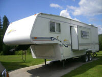 Fifth Wheel (23') Must be Sold!!