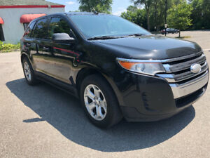 2012 Ford Edge  Ecoboost 4 cylinders
