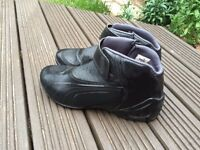 Puma motorcycle half boots (commuter/casual)
