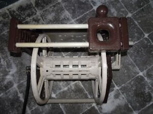 Hose Reel, Wall Mounted, Plastic, Residential, Various Models