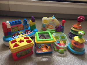 Baby Toy Collection