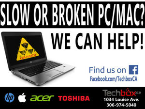 PC Tune-up special - Spyware/Virus removal,windows update + more