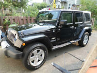 2009 Jeep Wrangler ONLY 52,800 kms!!