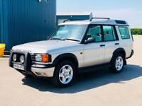 LAND ROVER DISCOVERY 2 TD5 2000(W)REG**GS**AUTO**FULLY LOADED**4x4**7 SEATS*