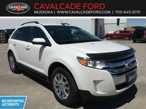 2012 Ford Edge SEL EcoBoost FWD