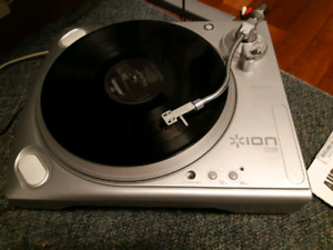 Ion Turntable TTUSB Record player