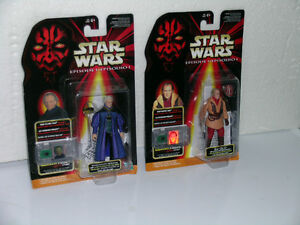 Star Wars Power of the Force and Episode 1 Action figures Kitchener / Waterloo Kitchener Area image 4