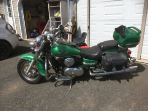 for sale  1996 vulcan 1500 classic