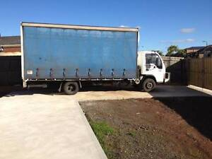 Truck for Sale ( 8 pallet tautliner with tailgate) Tarneit Wyndham Area Preview