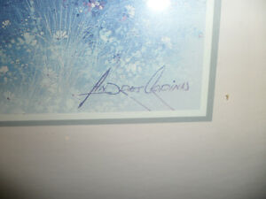 Andres Orpinas Prints $30 each or all 4 for $100. Prince George British Columbia image 3