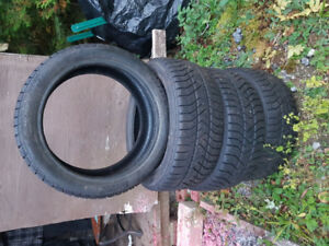 Winter tires, great condition! $200 a set
