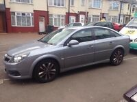 Vauxhall Vectra C Z18XER 1.8 SRI Facelift 2008 Silver Lightning Z163 Breaking