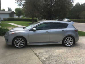 2012 Mazdaspeed3 For Sale - Low Mileage