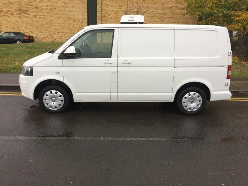 629bcb2743 2014 Volkswagen Transporter 2.0 TDI T28 Trendline Fridge Van Manual Panel  Van