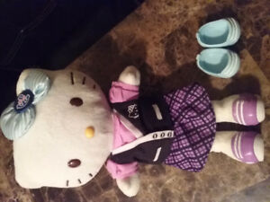 Hello Kitty Plush 11 inches