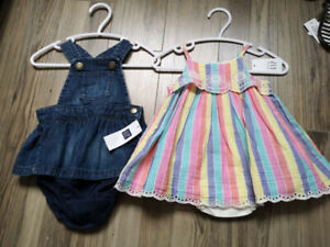 Baby dresses & shoes