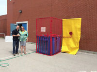 DUNK TANK RENTALS, PICK UP OR DELIVERY, $249 +