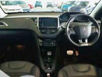 2018 Peugeot 208 1.2 PureTech 110 GT Line 5dr EAT6 Auto Hatchback Petrol Automat