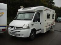 2008 Home Car PR59 2 Berth Low profile Motorhome 2.5 Diesel