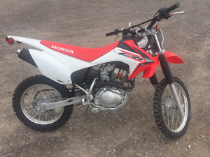 2017 Honda CRF150 *brand new*