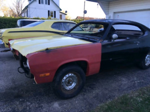 75 duster roller project$$ 2500$$