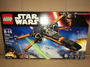 Lego Star Wars 75102 Poe's X-Wing Fighter™ BNIB Sealed
