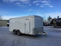 2015 Southland Trailer Corp. Royal 8x16 CHT35-816-72