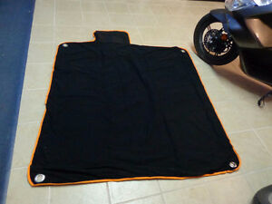 Harley travel roll blanket NEW- recycledgear.ca Kawartha Lakes Peterborough Area image 5