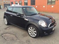 Mini Cooper S 2006 petrol full-service history 1.6 manual low mileage