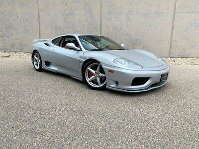 2002 Ferrari 360  2002 Ferrari 360 Modena 6 Speed MANUAL! LiKE 458 F430 430 - Serviced !