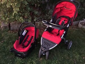 Safety First Infant Seat and Stroller ( pending sale)