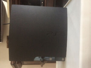 Ps3 with two Controllers-Mint Condition $125 Cambridge Kitchener Area image 3