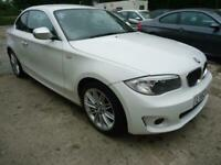 2012 BMW 1 Series 118d Exclusive Edition 2dr Step Auto COUPE Diesel Automatic