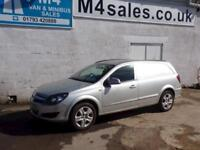 Vauxhall Astra Cdti Sportive Car Derived Van 1.9 Manual Diesel