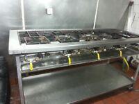 9 burner cooker